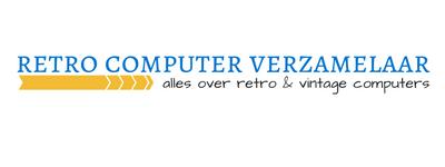 Retro computer verzamelaar - vintage computer verzameling