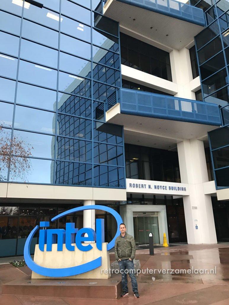 Intel Museum In Silicon Valley Retro Computer